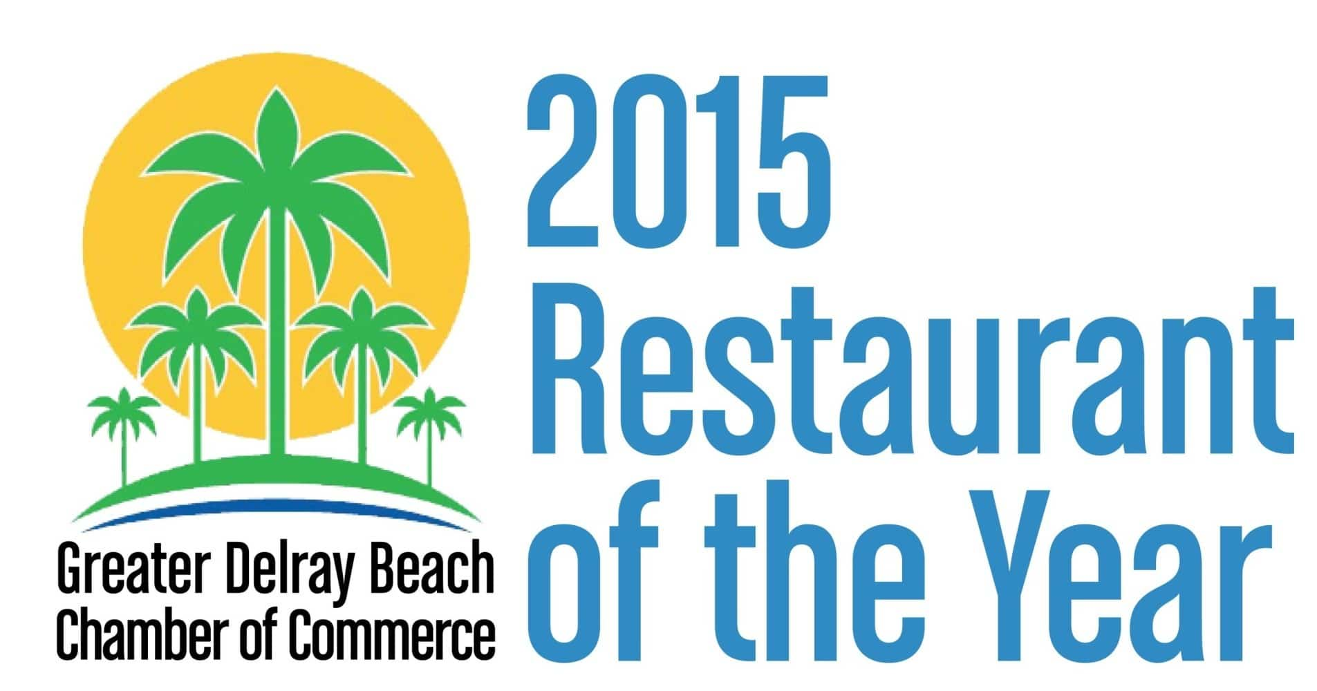 2015 Restaurant of the Year
